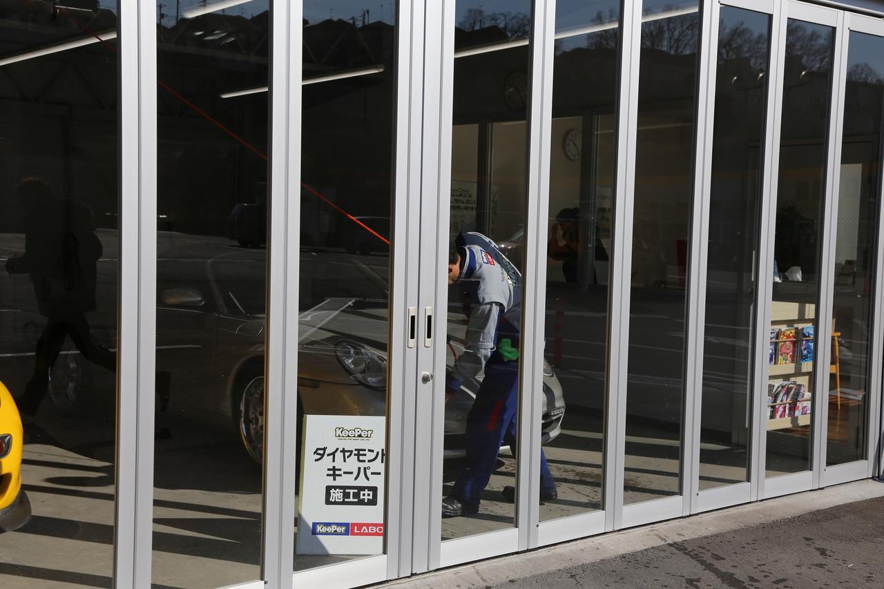 画像1: <リーズナブルだけど、洗車だけでも価値があります!>