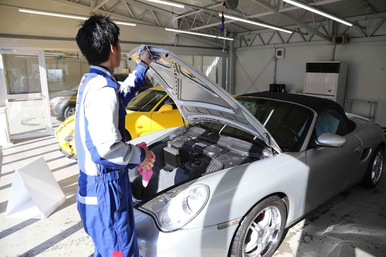 画像2: <リーズナブルだけど、洗車だけでも価値があります!>
