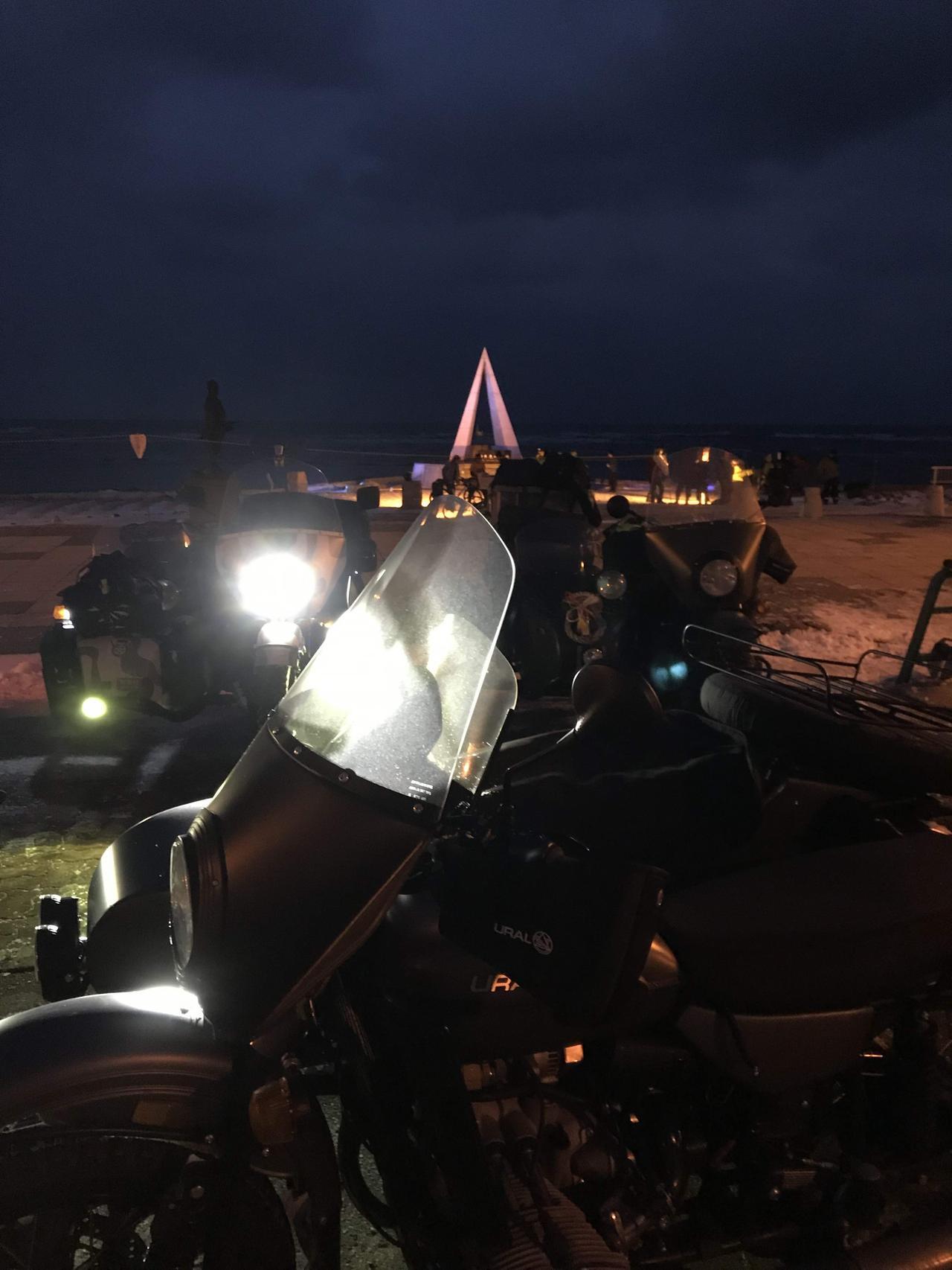 画像: [目指せ宗谷岬!!] URAL WINTER RIDE 参加記 後編 [冬の北海道を走る!!] - LAWRENCE - Motorcycle x Cars + α = Your Life.