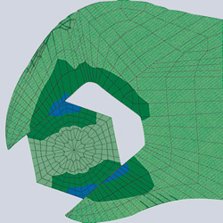画像: レンチのつかみ面は常に平行に可動するので、加える対象のボルト・ナットのミリ・インチを問わず使用できます。 www.knipex.com