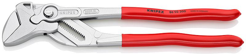 画像: KNIPEX 8603-300 プライヤーレンチ(amazon価格 ¥9,400) www.knipex.com
