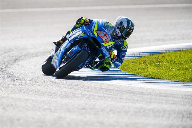 画像: こちらは、昨年のヘレステストでのA.リンスの走りです。 www.suzuki-racing.com