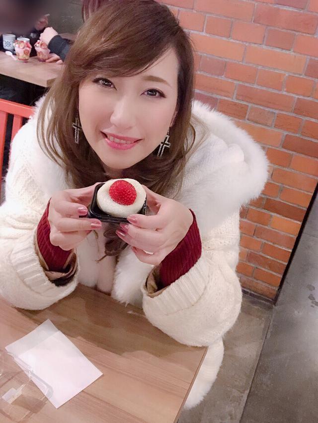 画像: もちっといちご大福 練乳 1個 248円