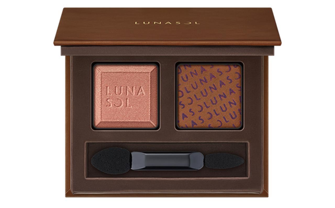 画像: デュオ・ドゥ・ショコラアイズEX06 Chocolat Figue 3,500円(税抜) www.kanebo-cosmetics.jp