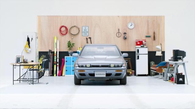 画像1: 時代と共に振り返る日産車と流行や懐かしのファッション