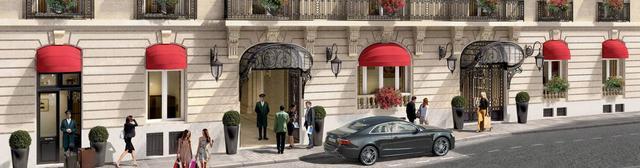 画像: Clef Champs Elysées Hotel Paris 5* website Official Hotel Champs Elysées
