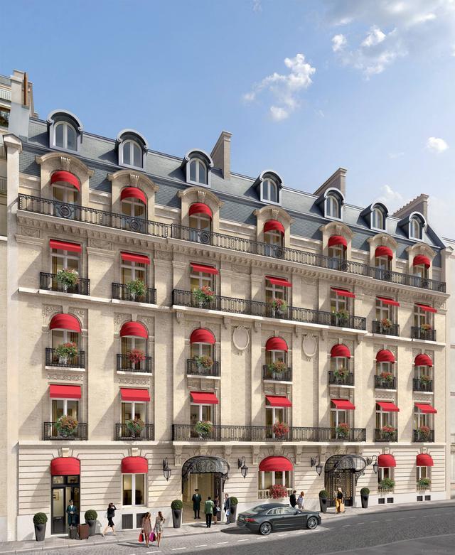 画像1: パリ、行っちゃう?2019年GWの10連休に行きたいホテル3選