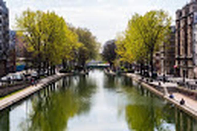 画像: サン・マルタン運河