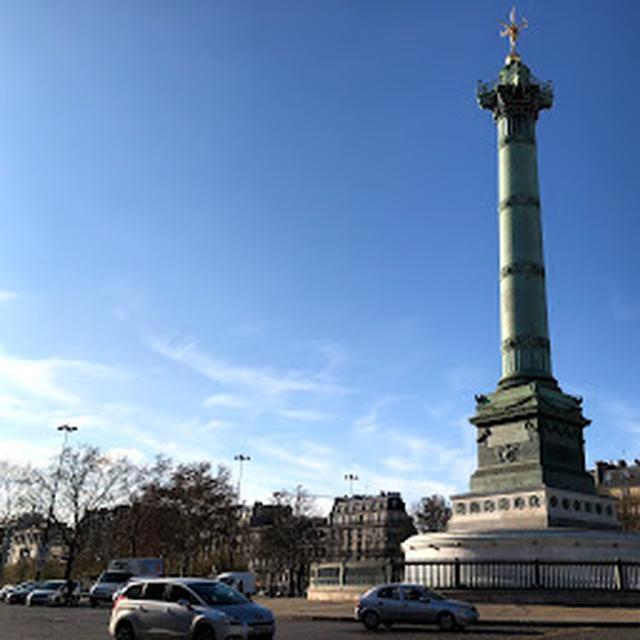 画像: バスティーユ広場