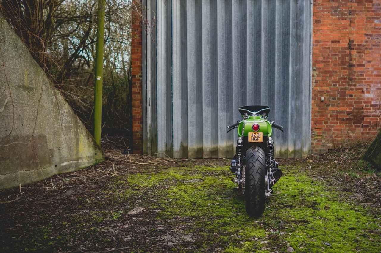 Images : 3番目の画像 - 「2月だけどノーベンバー〜英国カスタムビルダー November CustomsのZ900RS CAFEテイストのゼファーに惚れた。」のアルバム - LAWRENCE - Motorcycle x Cars + α = Your Life.