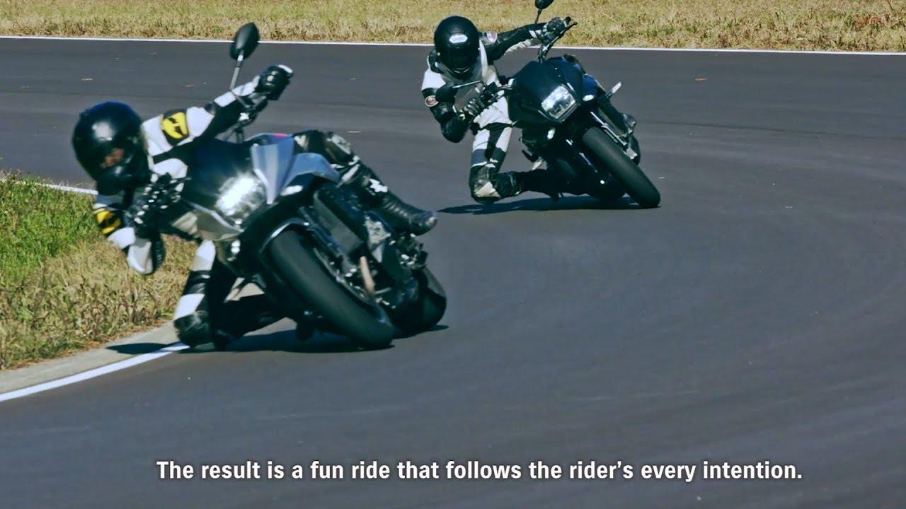 画像: SUZUKI KATANA Creation | Suzuki Motorrad youtu.be