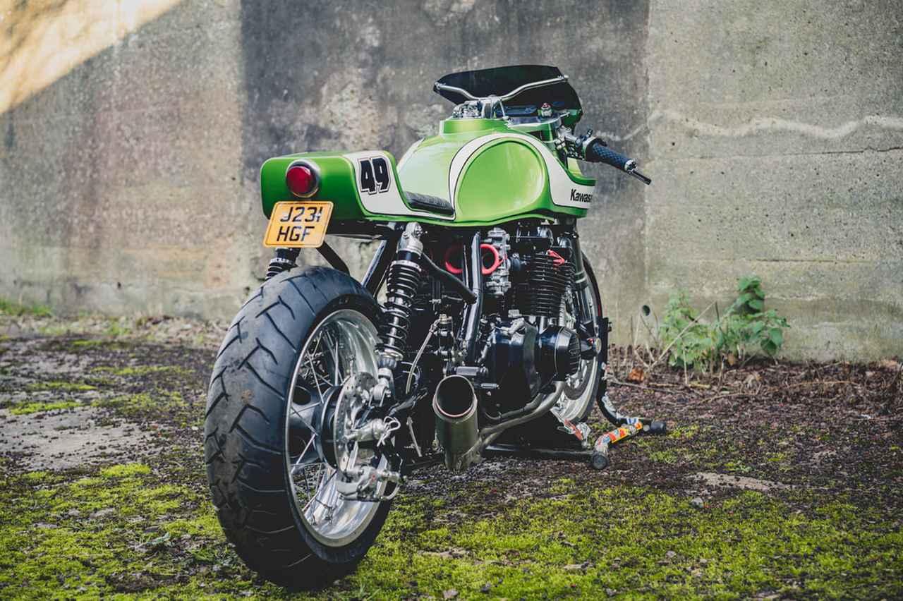 Images : 4番目の画像 - 「2月だけどノーベンバー〜英国カスタムビルダー November CustomsのZ900RS CAFEテイストのゼファーに惚れた。」のアルバム - LAWRENCE - Motorcycle x Cars + α = Your Life.