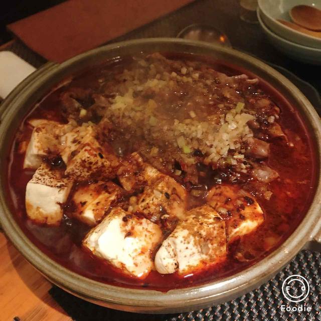 画像: すき焼きのような麻婆豆腐 2800円