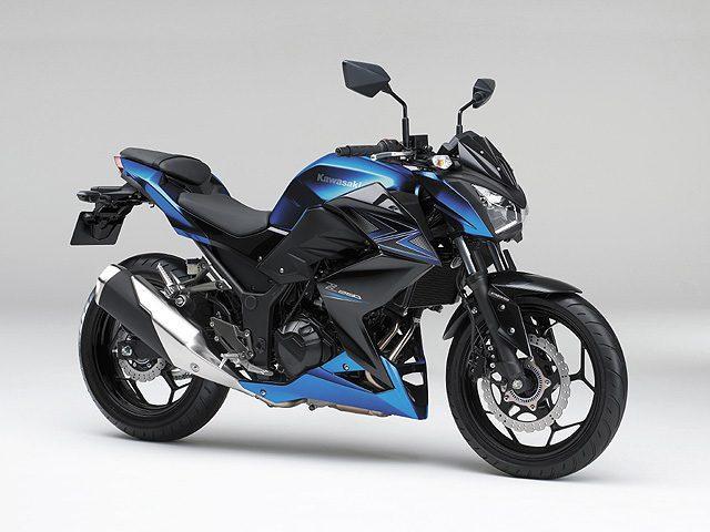画像: 【カワサキ】Z250 ABSを5/15に発売 - LAWRENCE - Motorcycle x Cars + α = Your Life.
