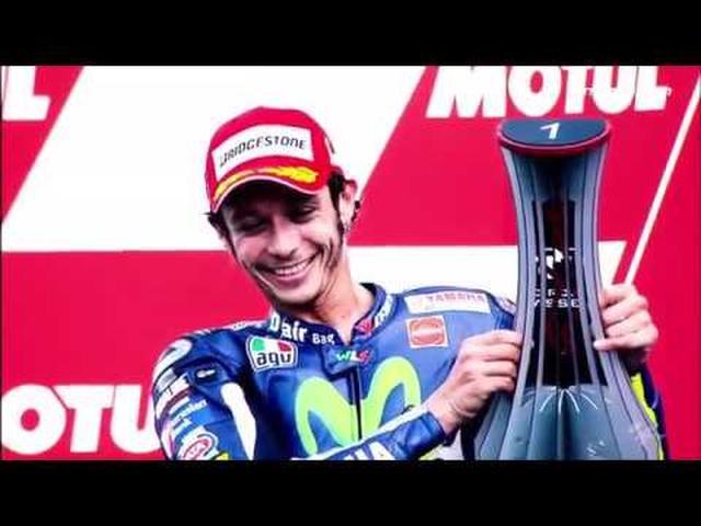 画像: Valentino Rossi 40th Birthday Tribute youtu.be