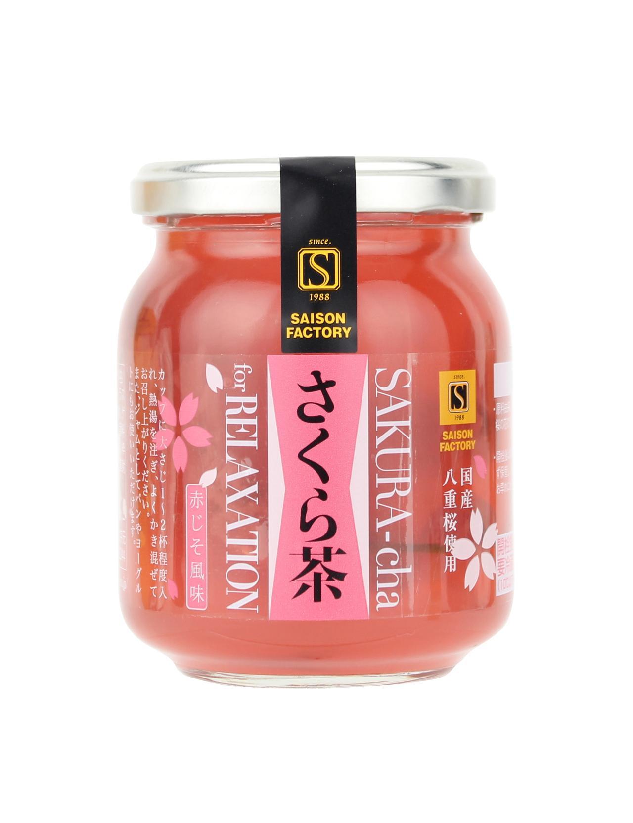 画像: 「さくら茶」 1,404円(税込) 発売中