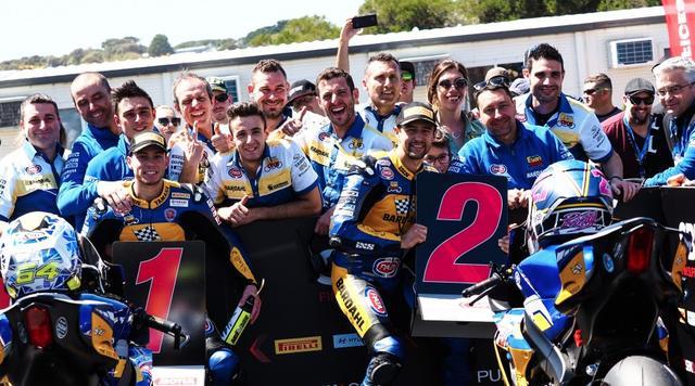 画像: 予選Top3をヤマハが独占。今年もヤマハがシーズンを席巻してしまうのか? www.worldsbk.com