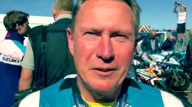 画像: ジョン・レイノルズは1992年にカワサキに乗りBSB王者となり、2001年にはドゥカティ、そして2004年はスズキでもBSB王者となったライダーです。 www.youtube.com