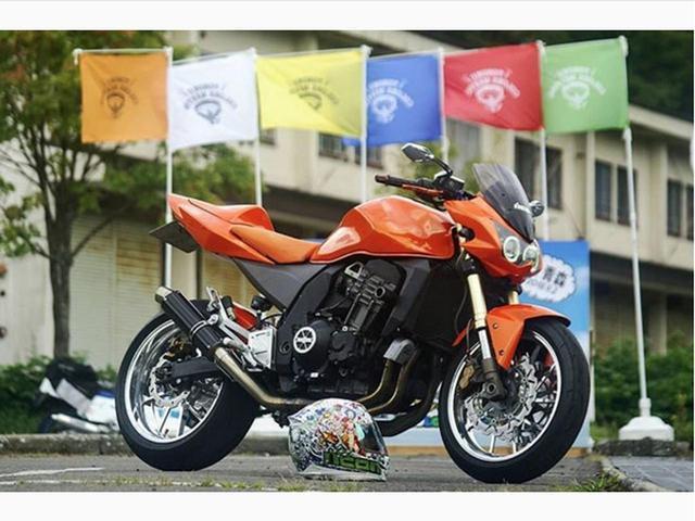 画像: 圧倒的な存在感!カワサキ Z1000【グラカワインスタ紹介Vol.19】 - LAWRENCE - Motorcycle x Cars + α = Your Life.