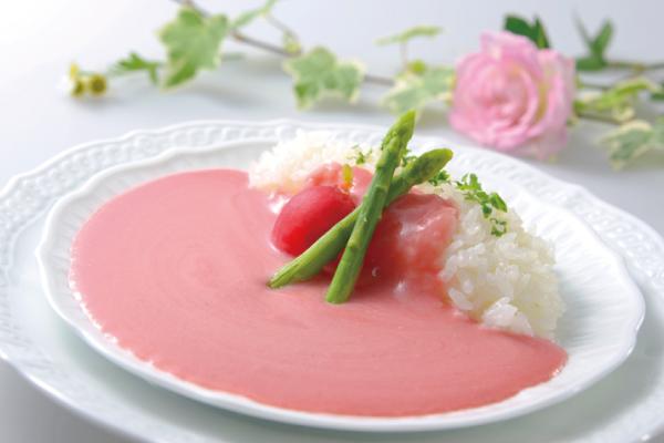 画像: ピンク華麗(カレー) カレー消費量が全国一位の鳥取県はこんなのも開発!笑 www.ba-tottori.com