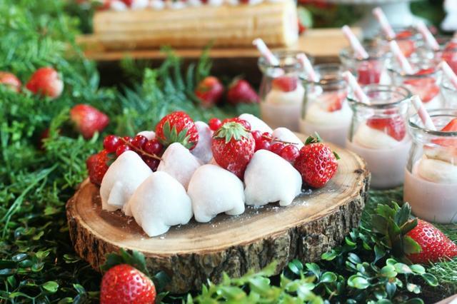 画像: 【XEX 日本橋】いちごビュッフェ『Strawberry Fields ~#都会のいちご畑~』開催!ゼックス系列店でも! | イチゴ探偵