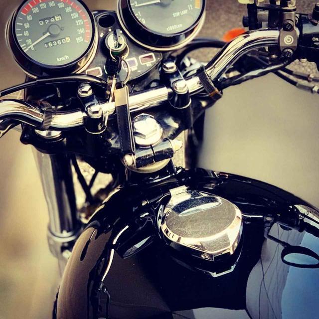画像: Z1仕様に身を包んだ我がゼッツー。 - LAWRENCE - Motorcycle x Cars + α = Your Life.