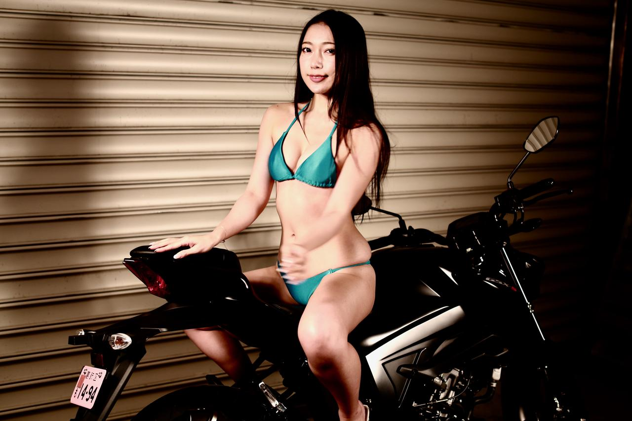Images : 2番目の画像 - 「【Beauty & Bike】羽衣とGSX-S125 vol.16」のアルバム - LAWRENCE - Motorcycle x Cars + α = Your Life.
