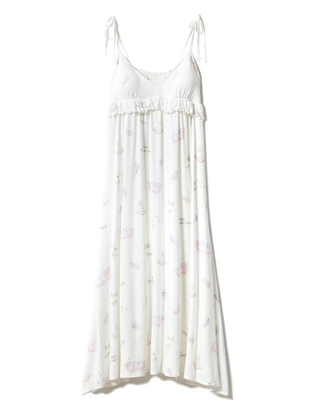画像: バスタイムカップインドレス ¥6,600(税抜) gelatopique.com