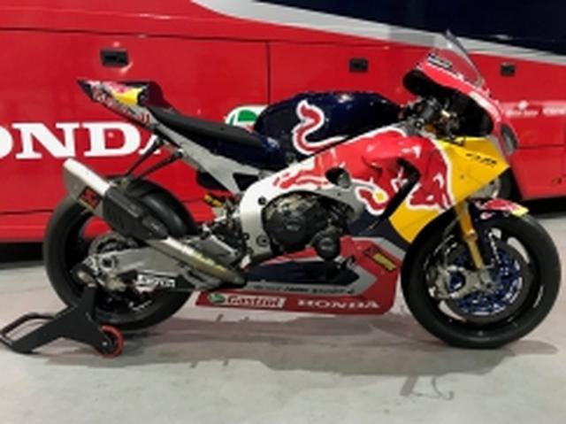 画像: For sale: 2018 Red Bull Honda WSBK CBR1000RR SP2!