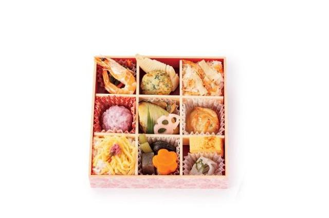 画像: てとての「季節弁当『春』」(1180円) www.walkerplus.com