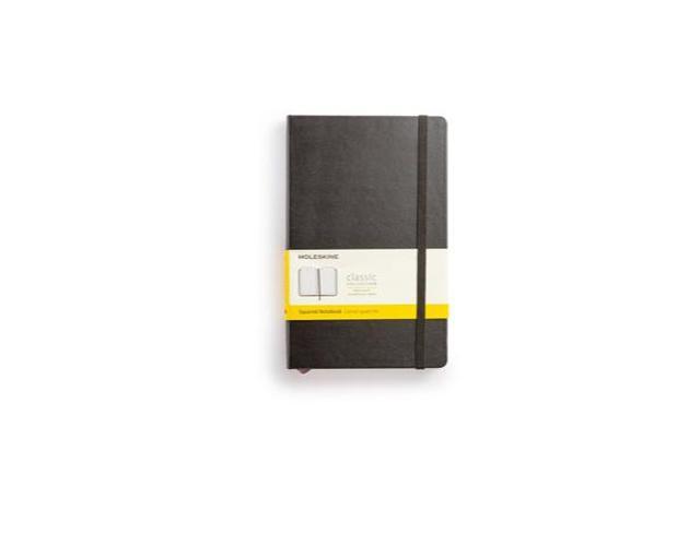 画像: モレスキンの「クラシックノートブック ハードカバー スクエア(方眼)」(ラージサイズ 3132円) www.walkerplus.com