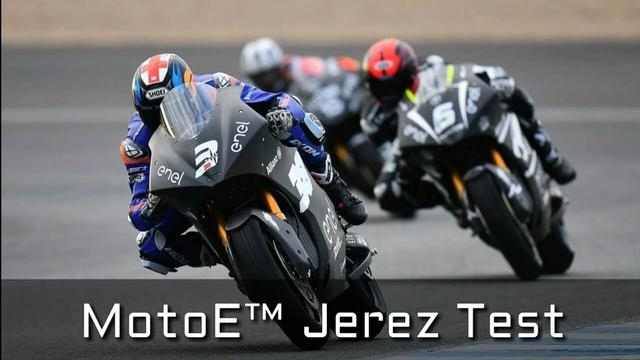 画像: FIM Enel MotoE World Cup Jerez Test youtu.be