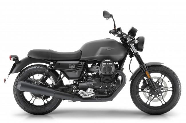画像: Moto Guzzi V7 III Stone (2019 Model)