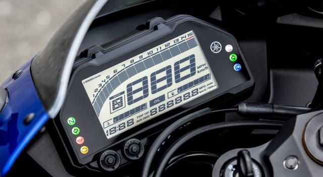 画像5: ヤマハ発動機が「YZF-R25/ABS」をマイナーチェンジ!新デザインを発売☆