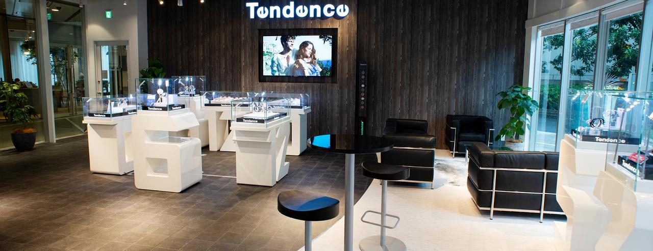 画像: Tendence OMOTESANDO | Tendence Japan -テンデンス日本公式サイト-