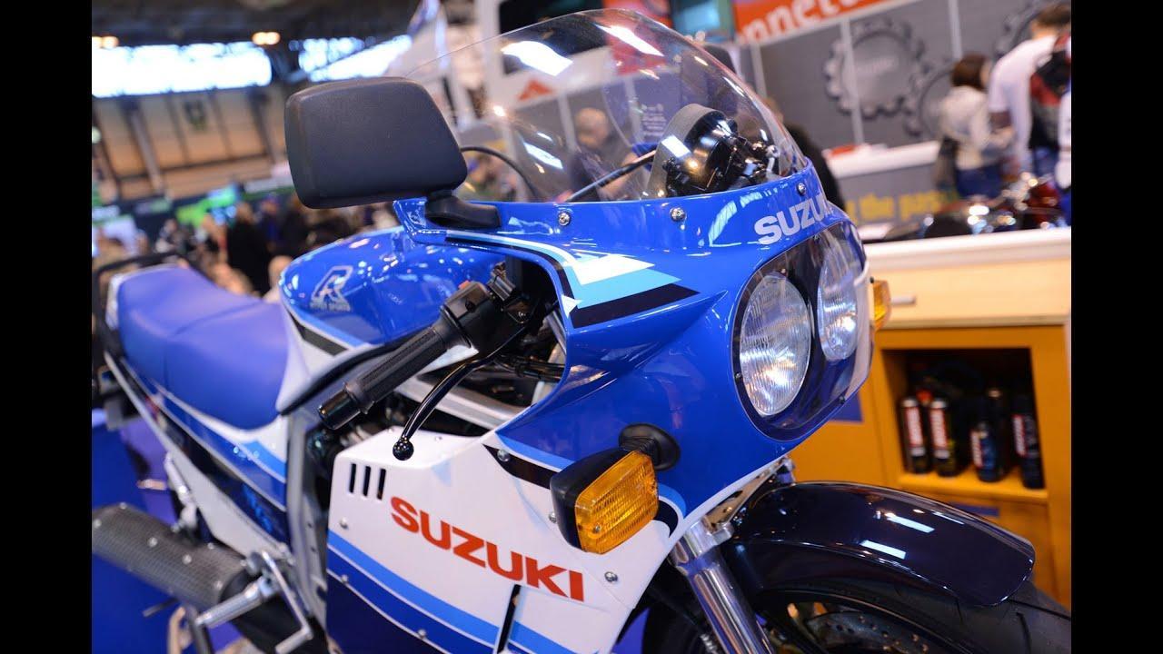 画像: Suzuki GSX-R750F Motorcycle Live Restoration youtu.be