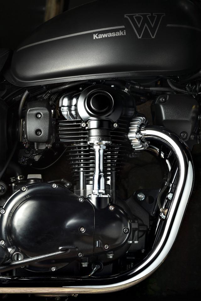 画像1: 音と振動。まずエンジンありき。
