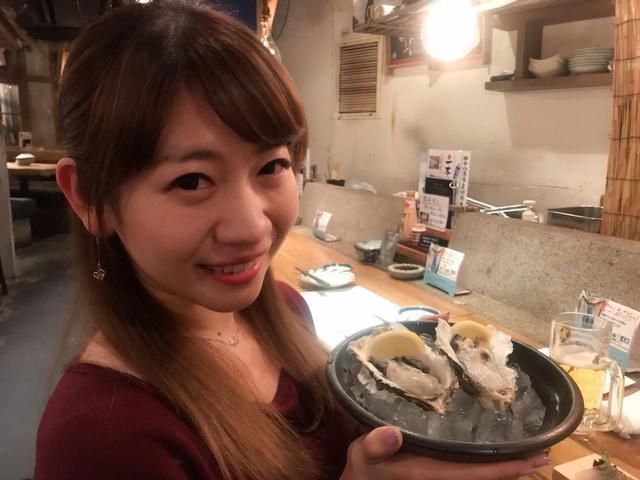 画像: 生牡蠣 ¥490(1個)