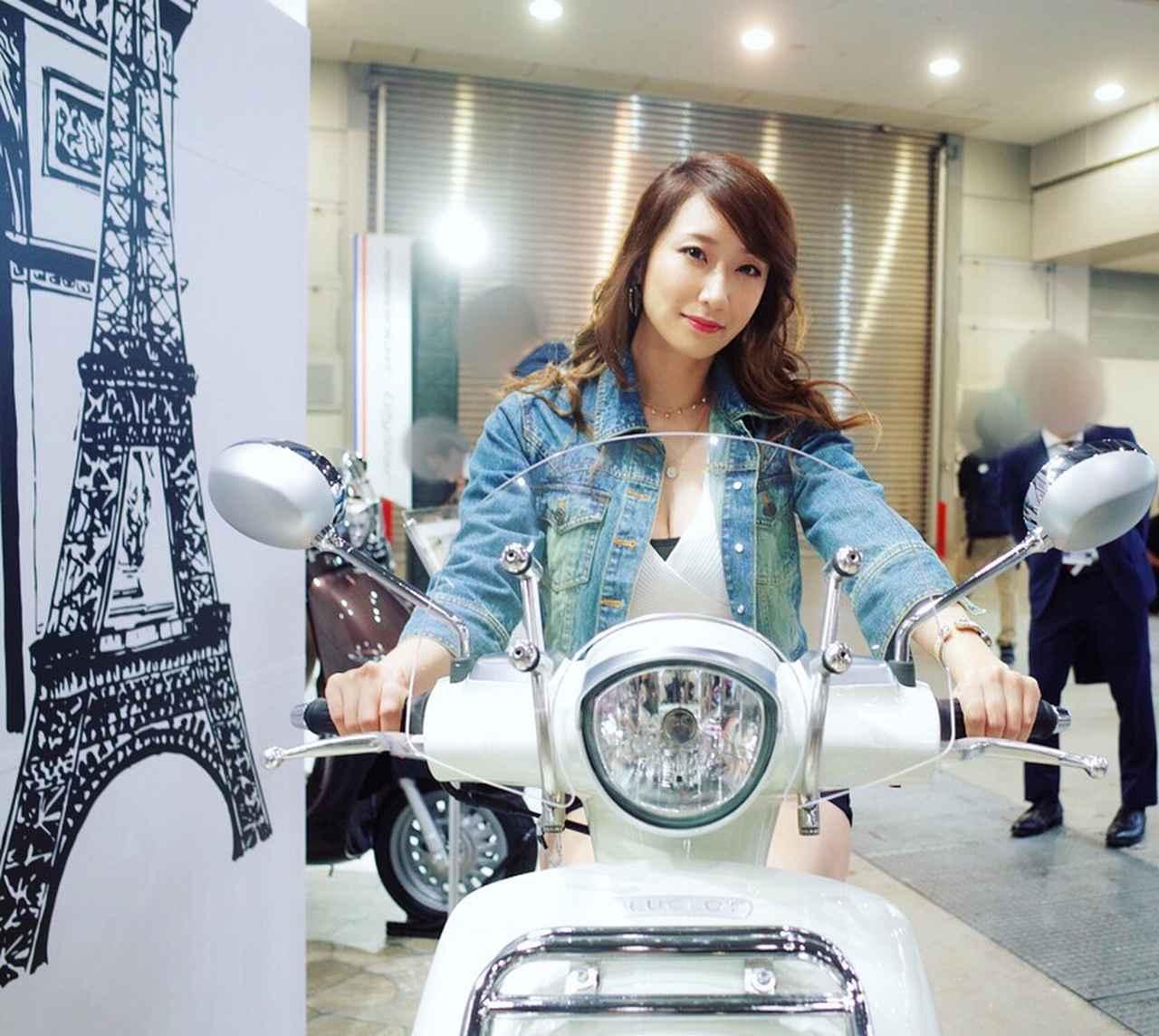 画像11: ミク様レポ☆「第46回 東京モーターサイクルショー」プレスデーに今年も潜入してきました♡
