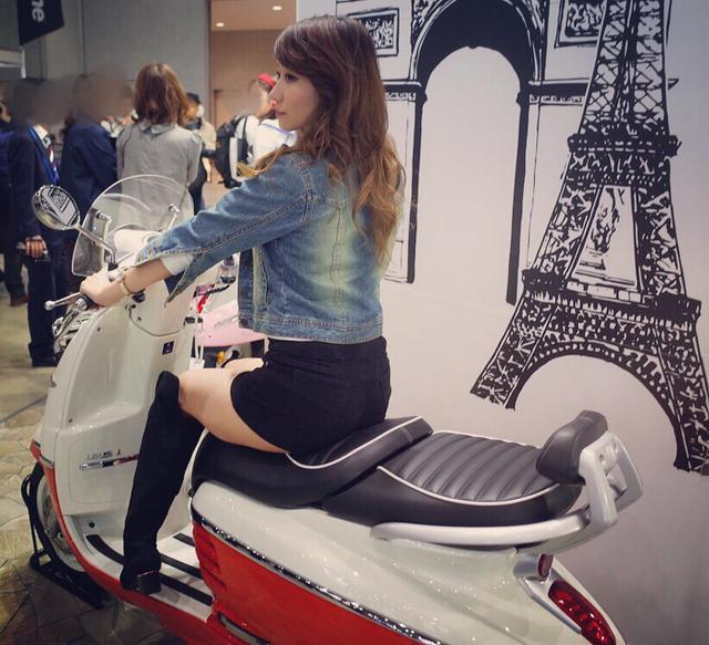 画像10: ミク様レポ☆「第46回 東京モーターサイクルショー」プレスデーに今年も潜入してきました♡