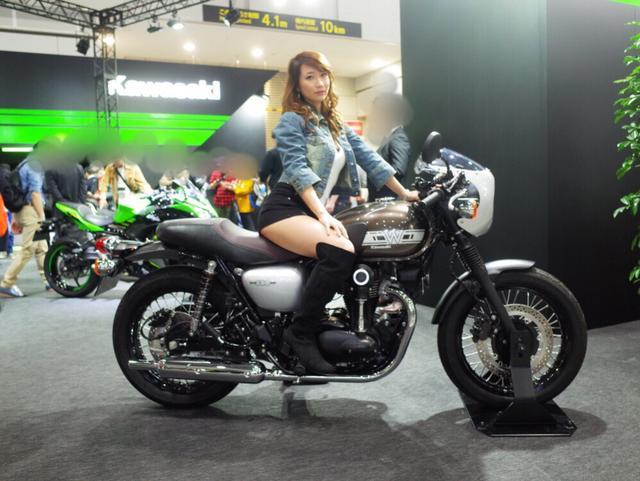画像2: ミク様レポ☆「第46回 東京モーターサイクルショー」プレスデーに今年も潜入してきました♡