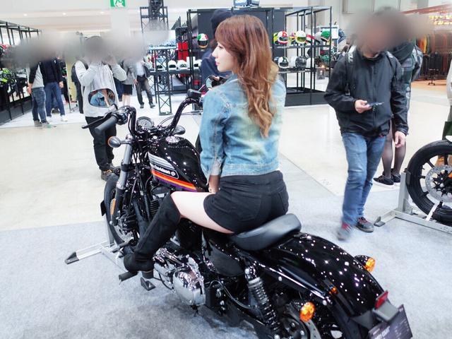 画像7: ミク様レポ☆「第46回 東京モーターサイクルショー」プレスデーに今年も潜入してきました♡