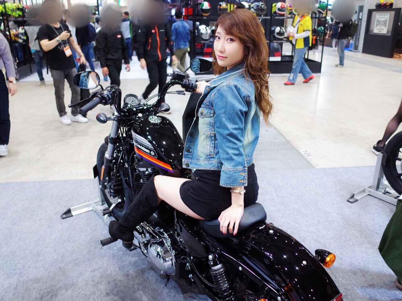 画像8: ミク様レポ☆「第46回 東京モーターサイクルショー」プレスデーに今年も潜入してきました♡