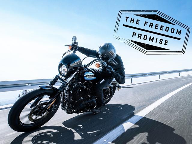 画像: ハーレーダビッドソンジャパン | Harley-Davidson Japan