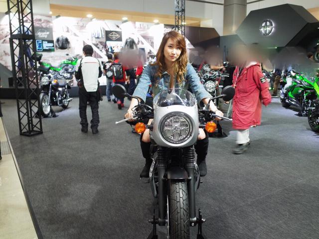 画像3: ミク様レポ☆「第46回 東京モーターサイクルショー」プレスデーに今年も潜入してきました♡