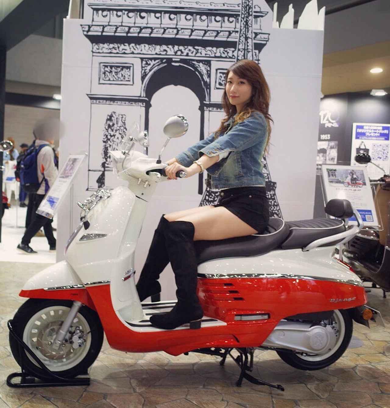 画像9: ミク様レポ☆「第46回 東京モーターサイクルショー」プレスデーに今年も潜入してきました♡