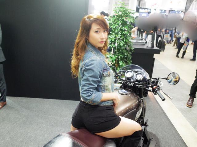 画像4: ミク様レポ☆「第46回 東京モーターサイクルショー」プレスデーに今年も潜入してきました♡
