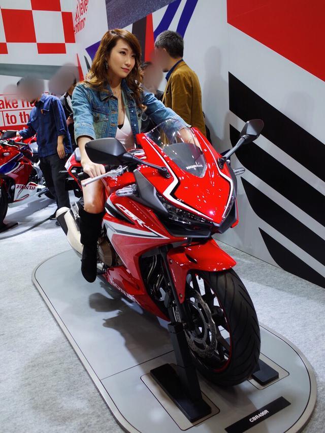 画像12: ミク様レポ☆「第46回 東京モーターサイクルショー」プレスデーに今年も潜入してきました♡
