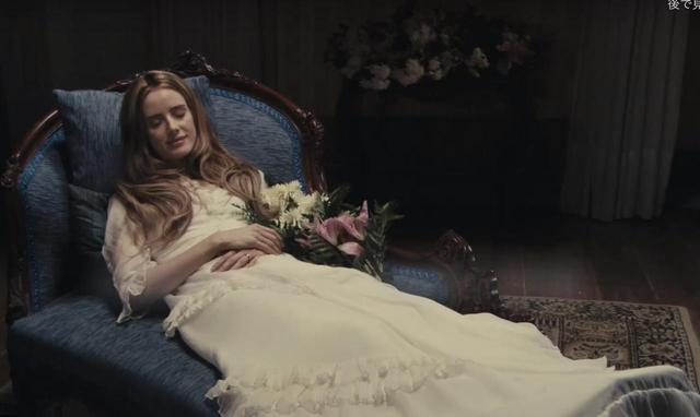 画像: 眠っているようにしか見えない、美しい死者アンジェリカ