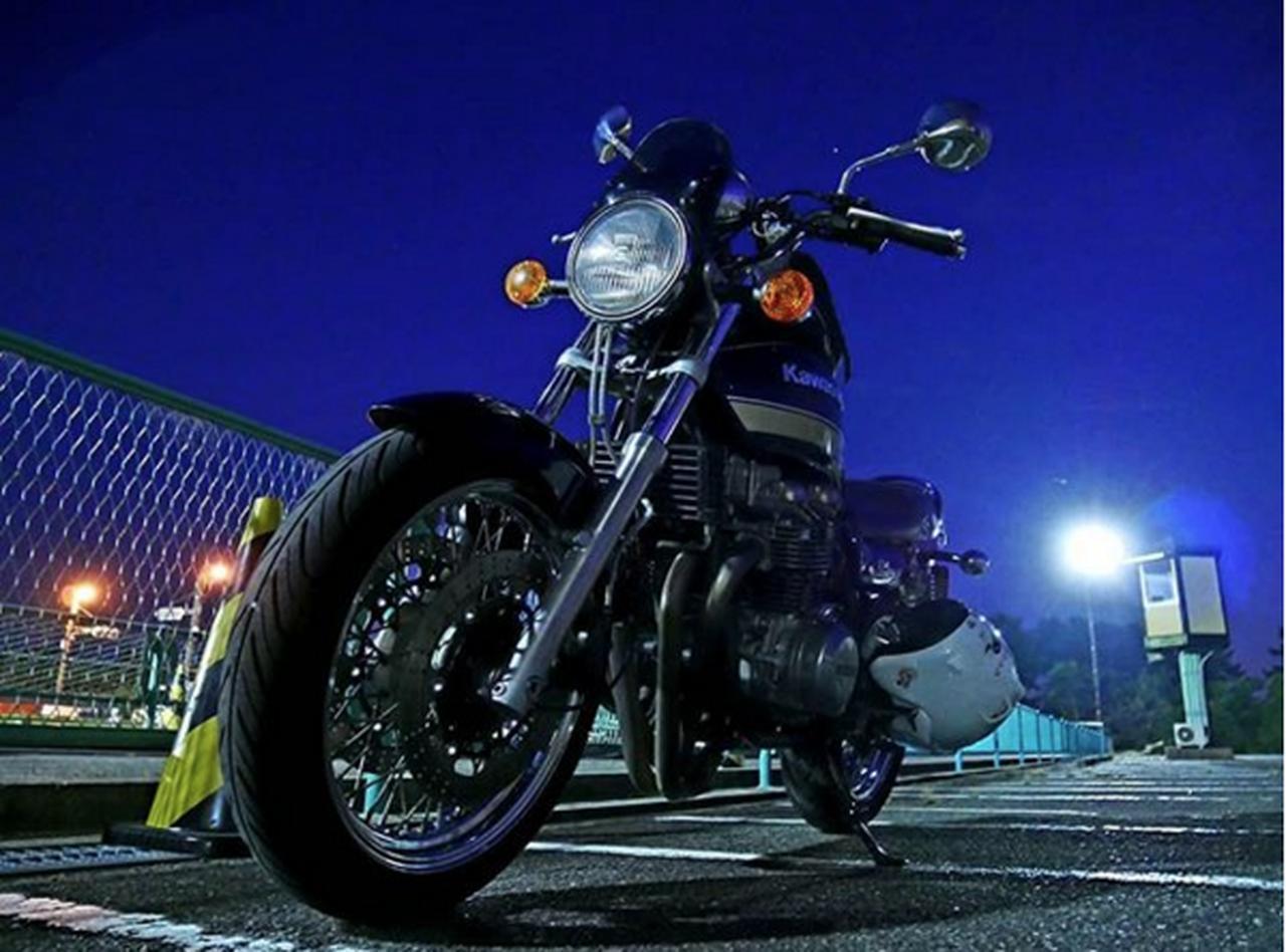 画像: 夜風を浴びながら走りたい!カワサキ ゼファー750の一枚【グラカワインスタ紹介Vol.23】 - LAWRENCE - Motorcycle x Cars + α = Your Life.